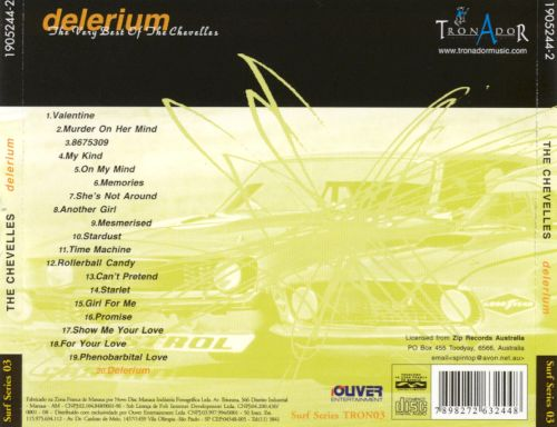 Delerium: The Very Best of the Chevelles