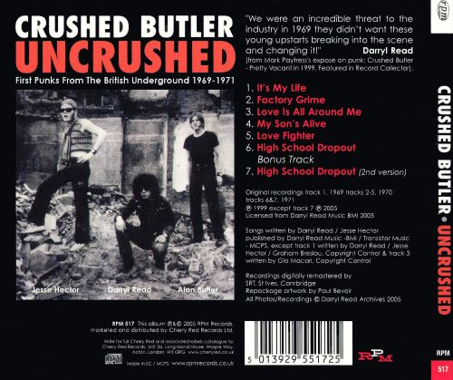 Uncrushed