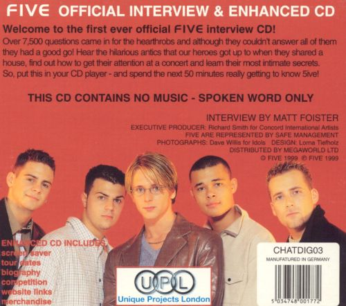 Official Interview CD