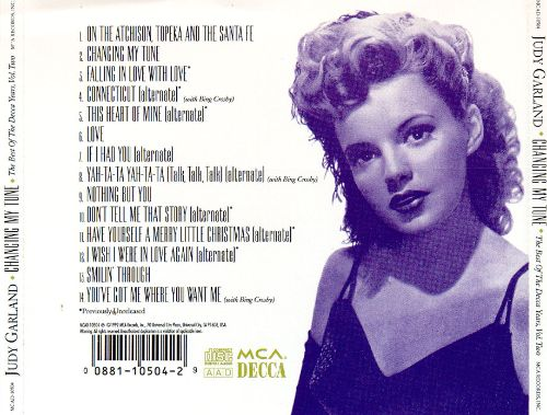 Changing My Tune: The Best of the Decca Years, Vol. 2