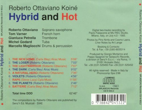 Hybrid and Hot