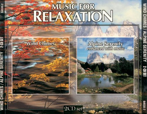 Music for Relaxation: Wind Chimes and Alpine Serenity