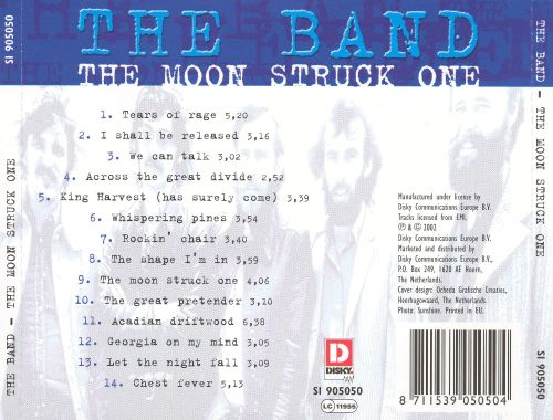 The Moon Struck One