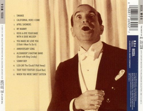 20th Century Masters - The Millennium Collection: The Best of Al Jolson