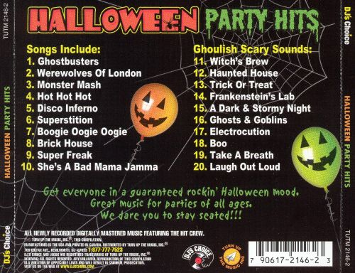 DJ Halloween Party Hits - Drew's Famous | Songs, Reviews, Credits ...