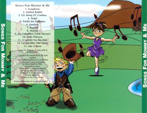 Songs for Mommy and Me