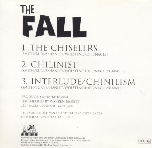 The Chiselers