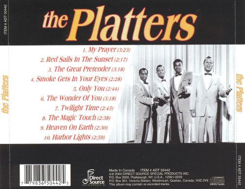 The Platters [Direct Source #2]