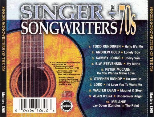 70s singer songwriters