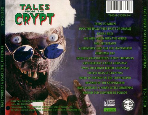 Tales From the Crypt: Have Yourself a Scary Little Christmas ...