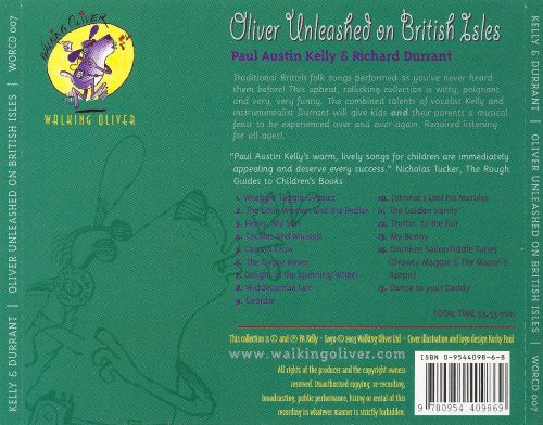 Oliver Unleashed on British Isles