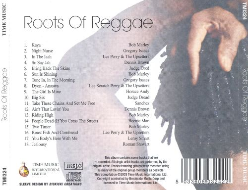 Roots of Reggae [Time Music]