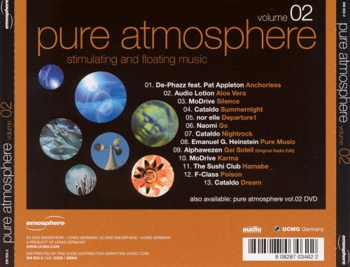 Pure Atmosphere, Vol. 2
