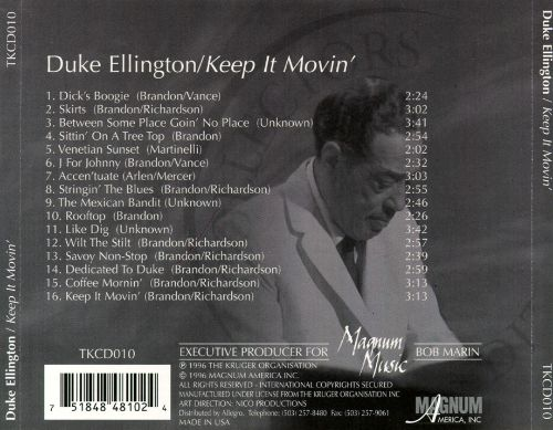 Keep it Movin' [Collector's Edition]