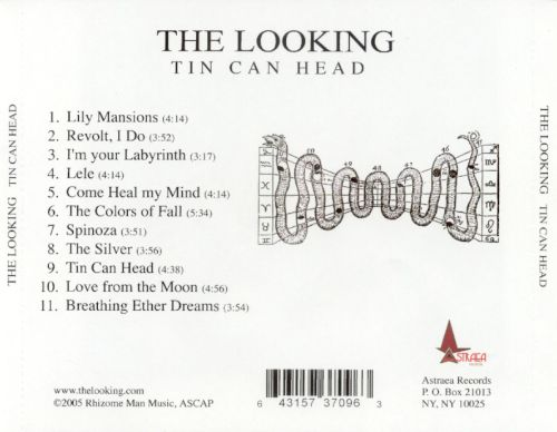 Tin Can Head