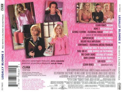 Legally Blonde Rating 35