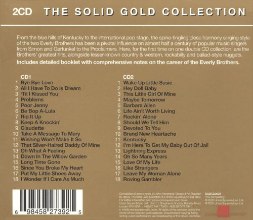 The Solid Gold Collection: 36 Timeless Tracks