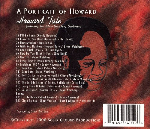 A Portrait of Howard