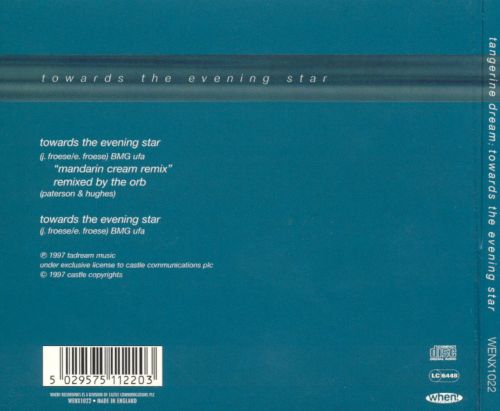 Towards the Evening Star: Remixed by the Or