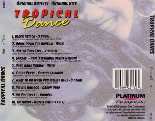 Hot Caribbean Dance, Vol. 3
