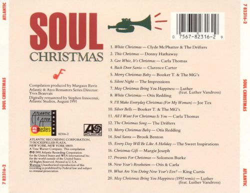 Soul Christmas [Atlantic] - Various Artists | Songs, Reviews ...