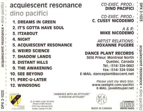 Acquiescent Resonance