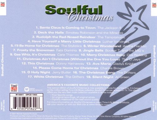 Soulful Christmas [Time Life] - Various Artists | Songs, Reviews ...