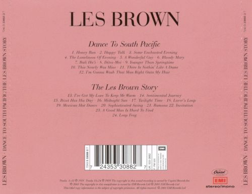 South Pacific/The Les Brown Story