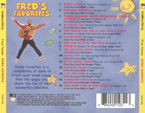 Fred's Favorites