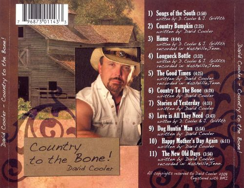 Country to the Bone!