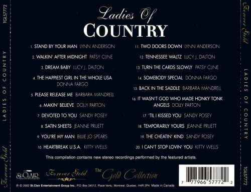 Ladies of Country: Gold Collection