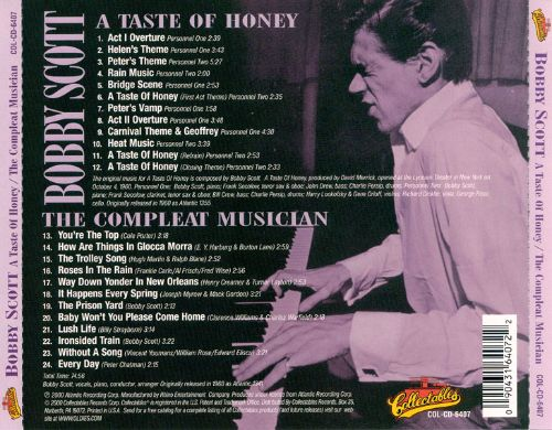 A Taste of Honey/The Compleat Musician