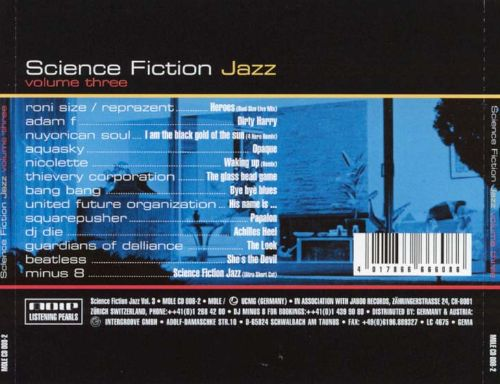 Science Fiction Jazz, Vol. 3
