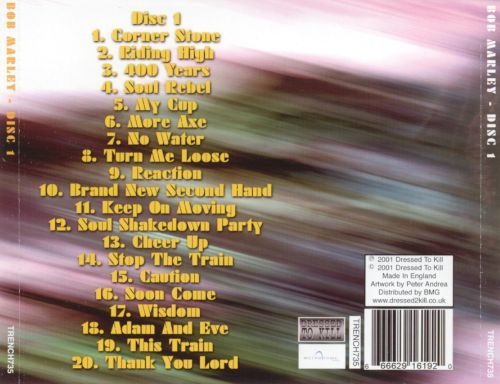 Trench Town Box [Disc 1]