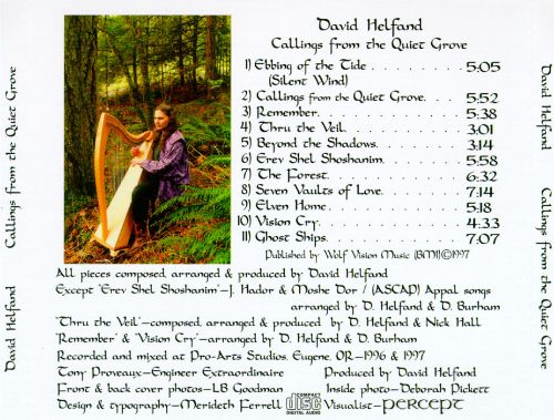 Callings from the Quiet Grove