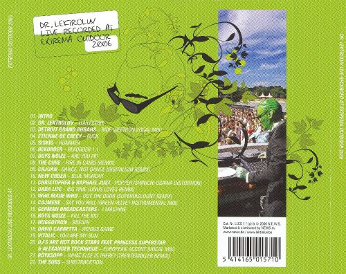 Live Recorded at Extrema Outdoor 2006
