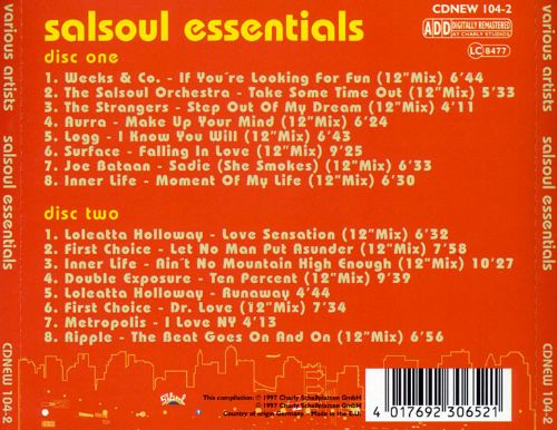 Salsoul Essentials
