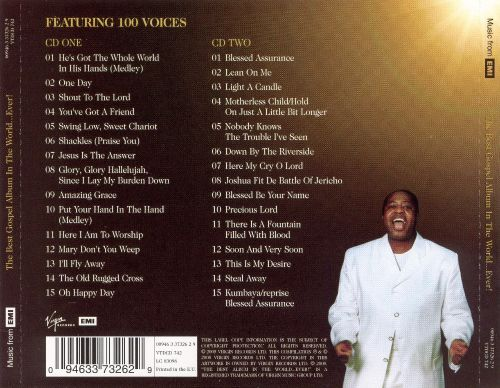 Best Gospel Album in the World Ever