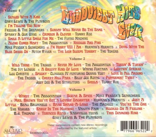 Grooviest Hits Ever