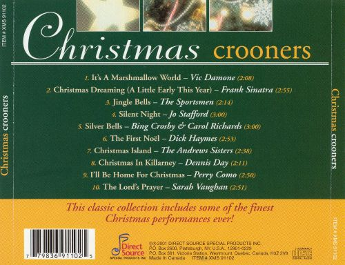 Christmas Crooners [Direct Source]