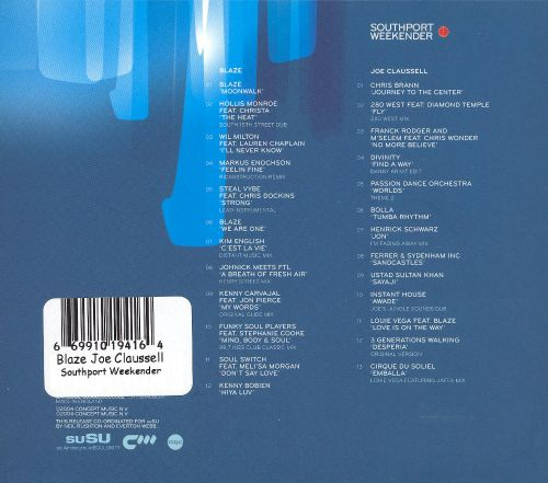 Southport Weekender, Vol. 2: Mixed by Blaze and Jo Clauss