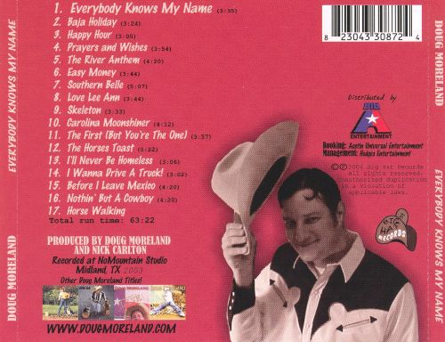 Everybody Knows My Name