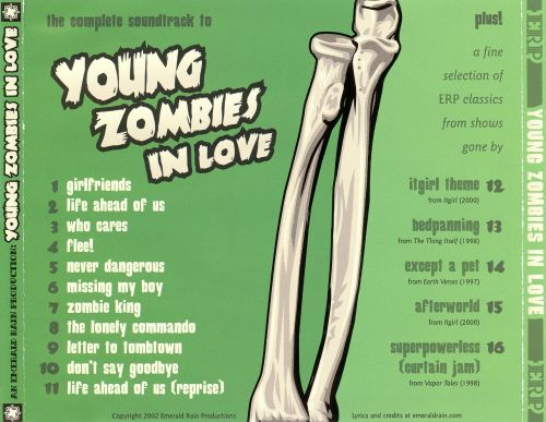 Young Zombies in Love