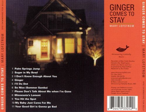 Ginger Comes to Stay