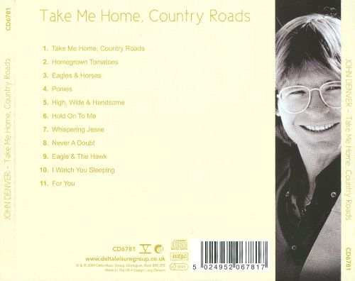 Take Me Home Country Roads [Delta]