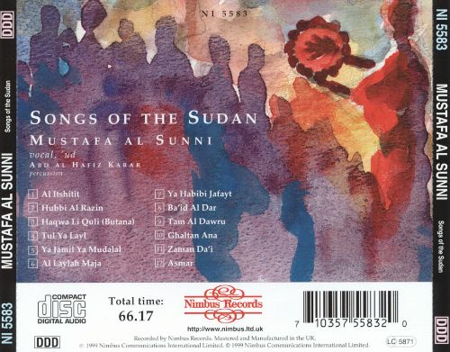 Songs of the Sudan