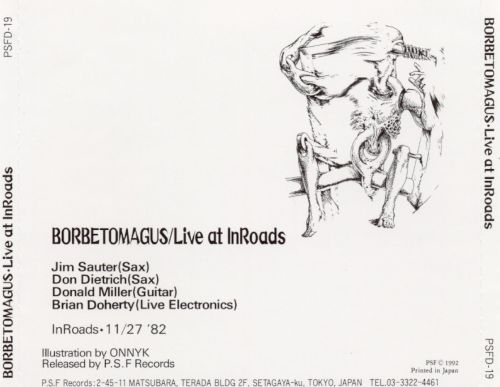 Live at In-Roads