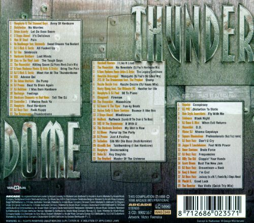 thunderdome best of 98