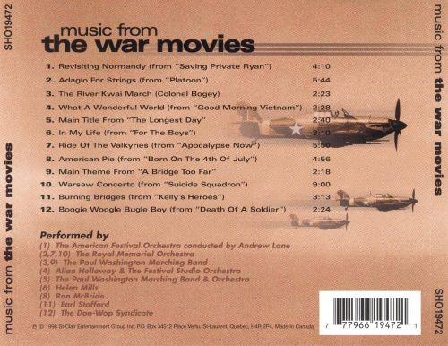 Music from War Movies