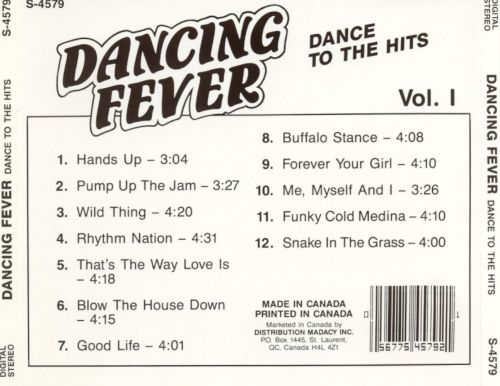 Dancing Fever, Vol. 1